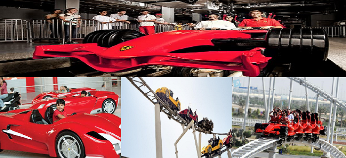 ferrari world tour abu dhabi from dubai ferrari world tickets desert safari dubai best. Black Bedroom Furniture Sets. Home Design Ideas