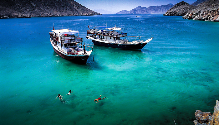 musandam dibba dhow tour packages