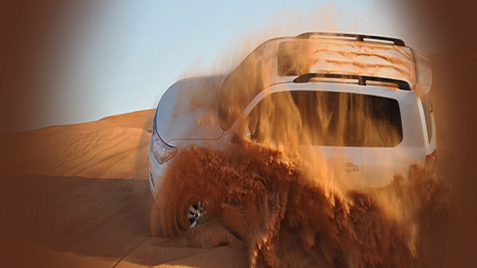 Evening Desert Safari Dubai tour Deals