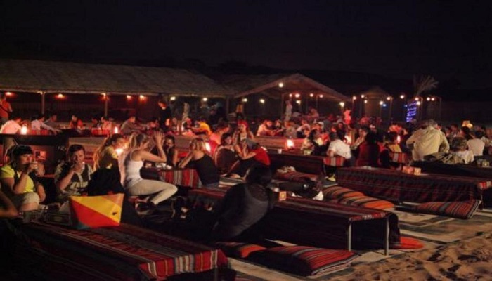 desert safari deals with bbq dinner Dubai