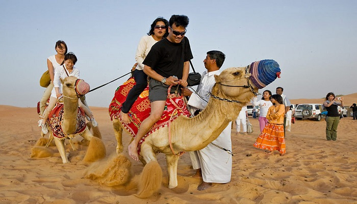 desert safari dubai deals camel riding Arabiandesertdubai