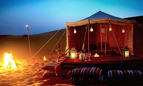 Over-Night Desert Safari Dubai Tour Packages