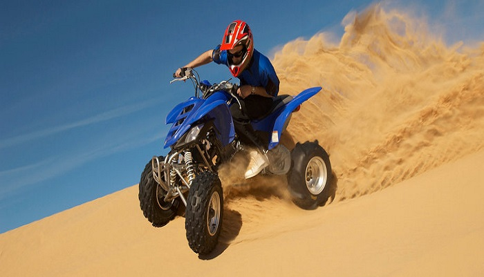 desert safari dubai with quad bike safari deals